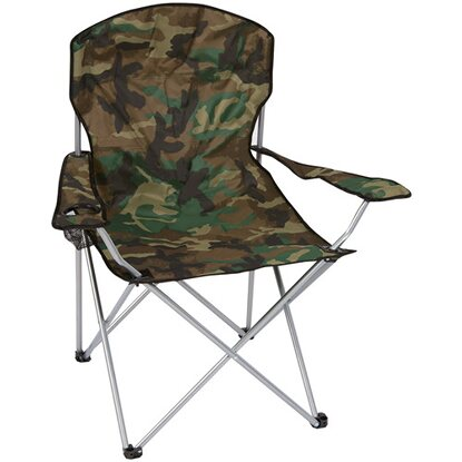 Camping Sessel  Camouflage