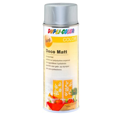 Dupli-Color Lackspray Deco matt Silberbronze 400 ml