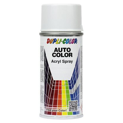 Dupli-Color Lackspray Autocolor 1-0600 Weiss-grau uni 150 ml