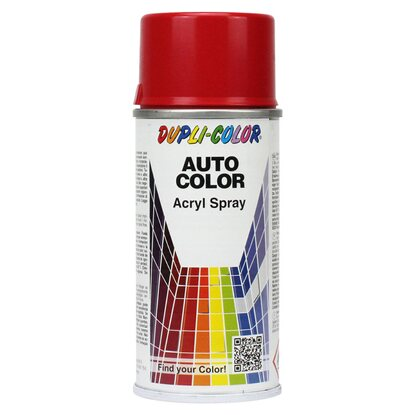 Dupli-Color Lackspray Autocolor 5-0551 Rot uni 150 ml
