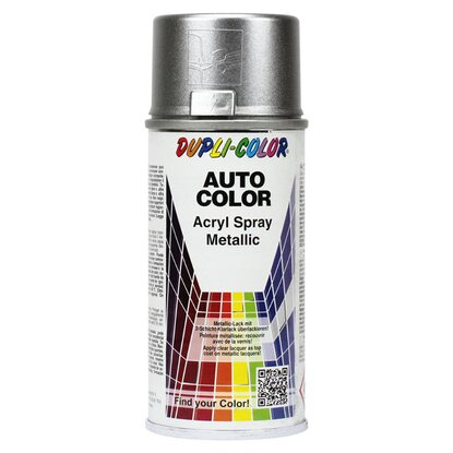 Dupli-Color Lackspray Autocolor 10-0124 Silber metallic 150 ml
