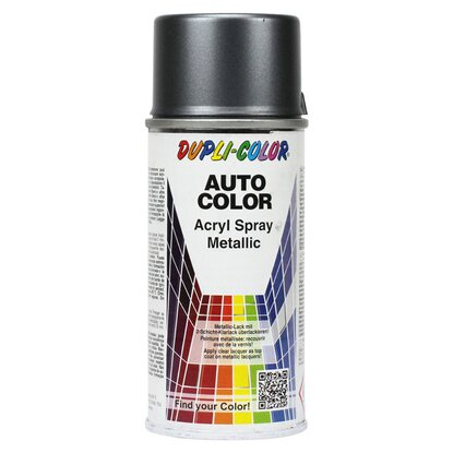 Dupli-Color Lackspray Autocolor 70-0390 Grau metallic 150 ml