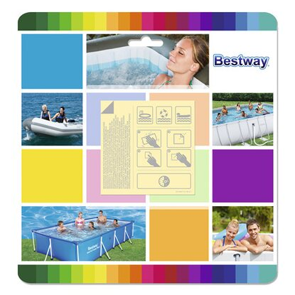 Bestway Repair Patch Waterproof