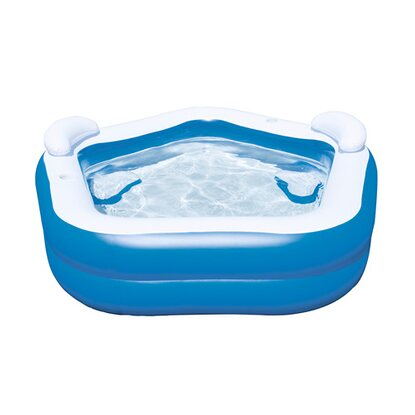 Bestway Family Fun Pool 213 cm x 206 cm x 69 cm