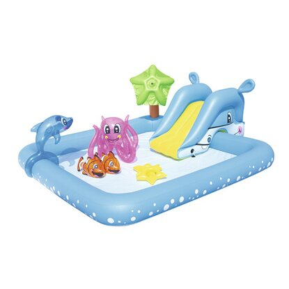 Bestway Fantastic Aquarium Play Pool 239 cm x 206 cm x 86 cm