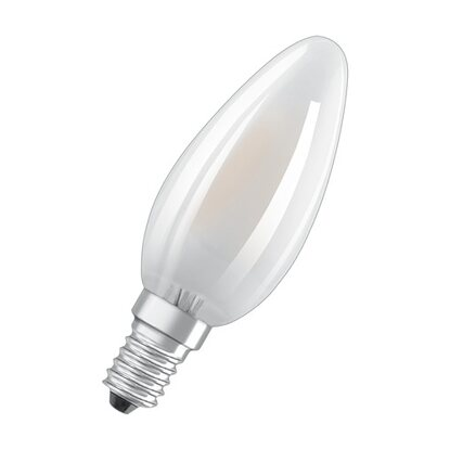 Osram LED-Lampe E14 Kerzenform 4 W (470 lm) Warmweiss 3er-Set EEK: A++