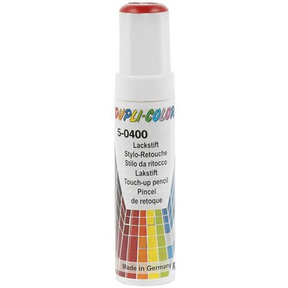 Dupli-Color Lackstift Auto-Color 12 ml uni Rot 5-0400