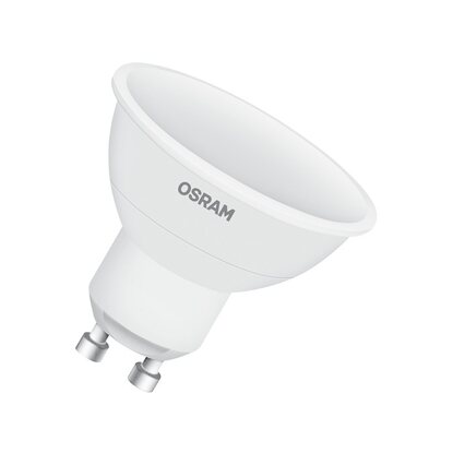 Osram LED-Lampe Remote GU10 Reflektorform 4,5W (250 lm) Warmweiss EEK: A