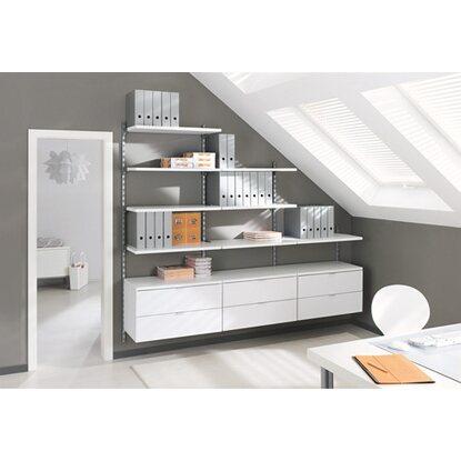 regalboden lightboard weiss kaufen bei obi. Black Bedroom Furniture Sets. Home Design Ideas