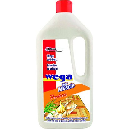 Mr Muscle Wega Parkett 1 l