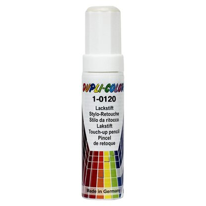 Dupli-Color Lackspray Autocolor 1-0600 Weiss-grau uni 12 ml