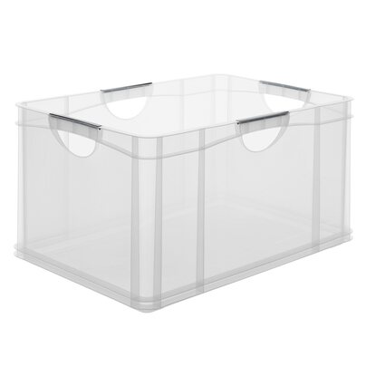 Rotho Systembox A3 Transparent