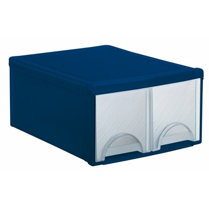 Rotho Frontbox Twin Blau