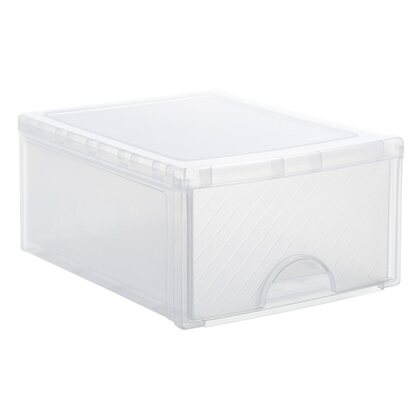 Rotho Frontbox gross Transparent