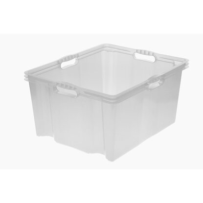Multibox XXL 44 l Transparent