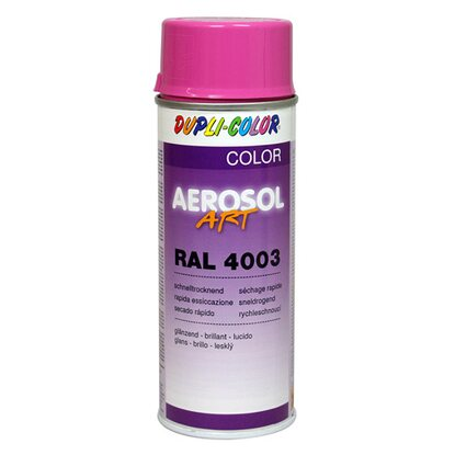 Dupli-Color Lackspray Aerosol-Art Ral 4003 Erikaviolett glänzend 400 ml