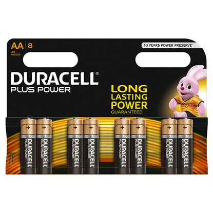 Duracell Plus Power MN1500 / AA