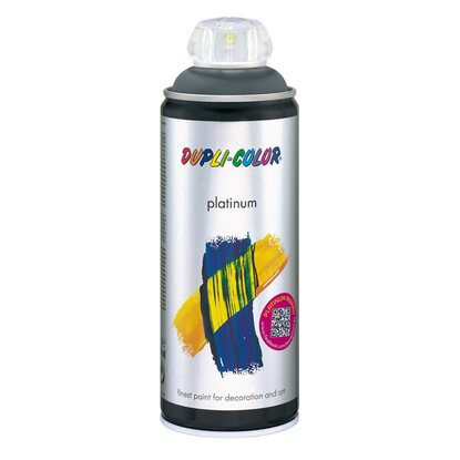 Dupli-Color Lackspray Platinum Anthrazit seidenmatt 400 ml
