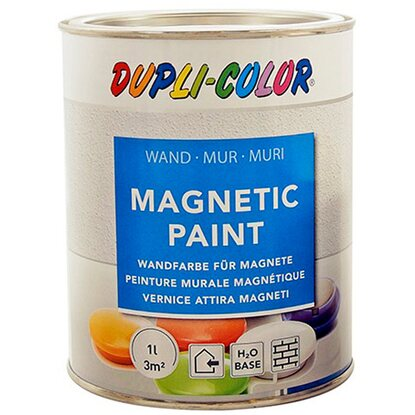 Dupli-Color Magnetic-paint Grau 1 l