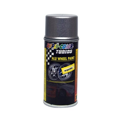 Dupli-Color Lackspray Alu-Wheel Paint Argento 150 ml