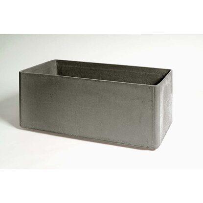 eternit blumenkasten delta 100 cm x 45 cm x 45 cm 180 l. Black Bedroom Furniture Sets. Home Design Ideas
