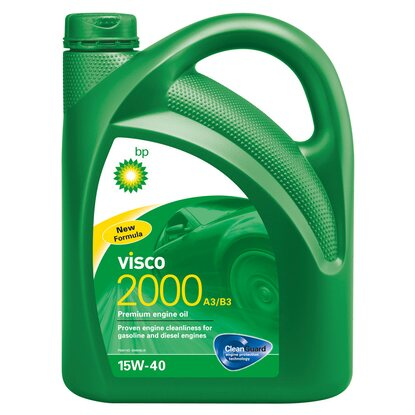 BP Visco 2000 15W-40 A3/B3 4 l
