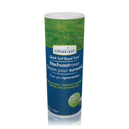 Schweizer Rasensamen Quick Turf Royal Coat 500 g