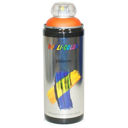Dupli-Color Lackspray Platinum Verkehrsorange seidenmatt 400 ml