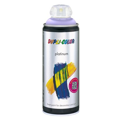 Dupli-Color Lackspray Platinum Flieder seidenmatt 400 ml