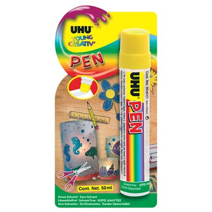 UHU Young Creativ´ Pen 50 ml