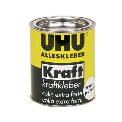 UHU Alleskleber Kraft Transparent 650 g