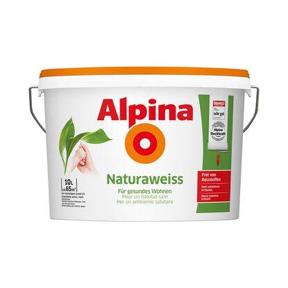 alpina natura weiss 10 l kaufen bei obi. Black Bedroom Furniture Sets. Home Design Ideas