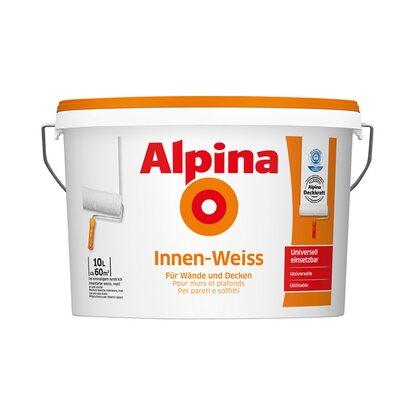 alpina innenweiss 10 l kaufen bei obi. Black Bedroom Furniture Sets. Home Design Ideas