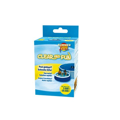 Summerfun Clear & Fun 5 Beutel a 50 g