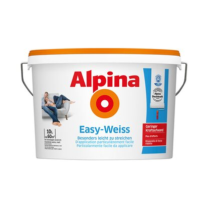 Alpina EasyWeiss 10 l