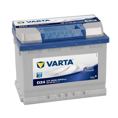 Varta Retail-Batterie Blue Dynamic 60 Ah D24