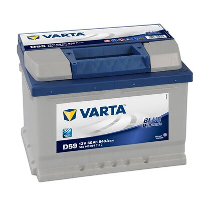 Varta Retail-Batterie Blue Dynamic 60 Ah D59