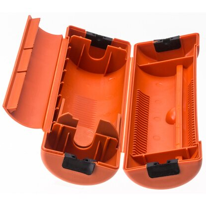 Stecker-Safe IP44 Orange