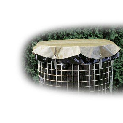 Windhager spannfeder komposter abdeckplane verzinkt kaufen for Abdeckplane obi