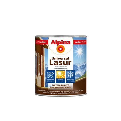 Alpina Universal Lasur Kiefer 750 ml