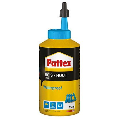 Pattex Holz Waterproof 750 g