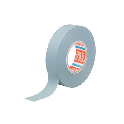 tesaflex Isolierband 33 m x 19 mm Grau