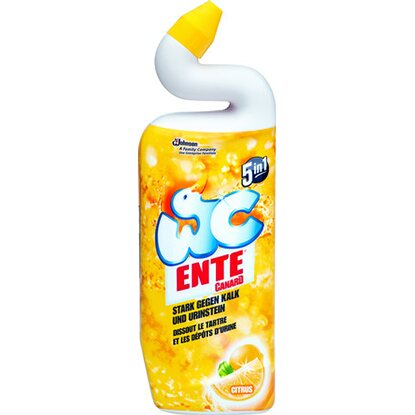 WC-Ente WC-Gel 5in1 Citrus 750 ml