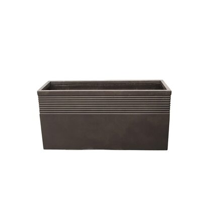 Gartec Terralite Bamboo High Trough 80 cm Anthrazit