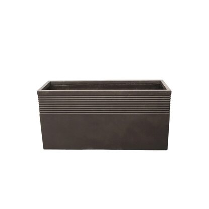 Gartec Terralite Bamboo High Trough 100 cm Anthrazit