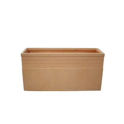 Gartec Terralite Bamboo High Trough 100 cm Terra
