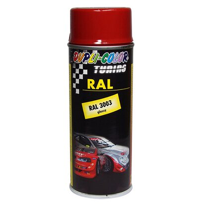 Dupli-Color Lackspray Tuning RAL 3003 Rubinrot 400 ml