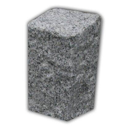 euro stone palisaden granit hellgrau gespalten 10 cm x 10 cm x 25 cm kaufen bei obi. Black Bedroom Furniture Sets. Home Design Ideas