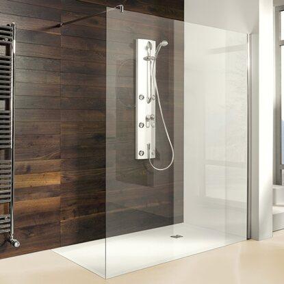 breuer entra seitenwand alleinstehend mit 90 stabilisator kaufen bei obi. Black Bedroom Furniture Sets. Home Design Ideas