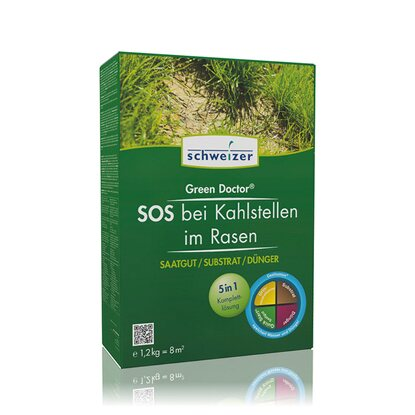 Schweizer Green Doctor Royal 1,2 kg